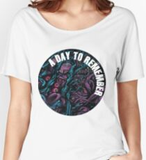 ADTR - A Day To Remember.  2 Women's Relaxed Fit T-Shirt