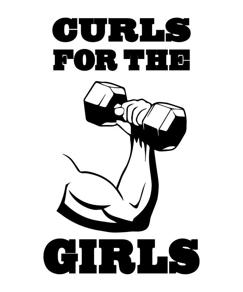 Curls For The Girls  by CreativeStrike