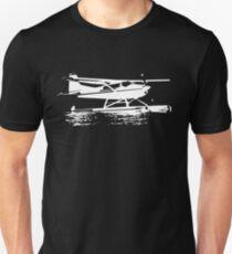 Cessna 180/185 Floatplane Unisex T-Shirt