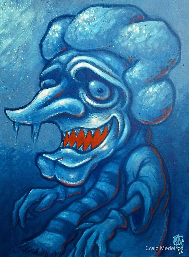 I'm the Snow Miser by Craig Medeiros