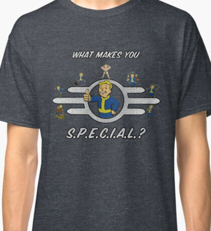 What Makes You S.P.E.C.I.A.L? Classic T-Shirt
