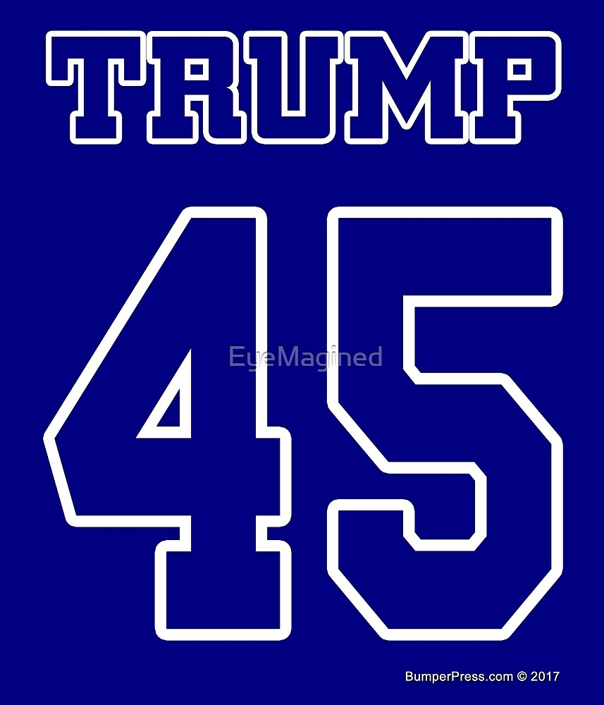 TRUMP 45 by EyeMagined
