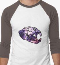 lion skull Men's Baseball ¾ T-Shirt