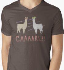 Llamas with Hats - Carl! T-Shirt