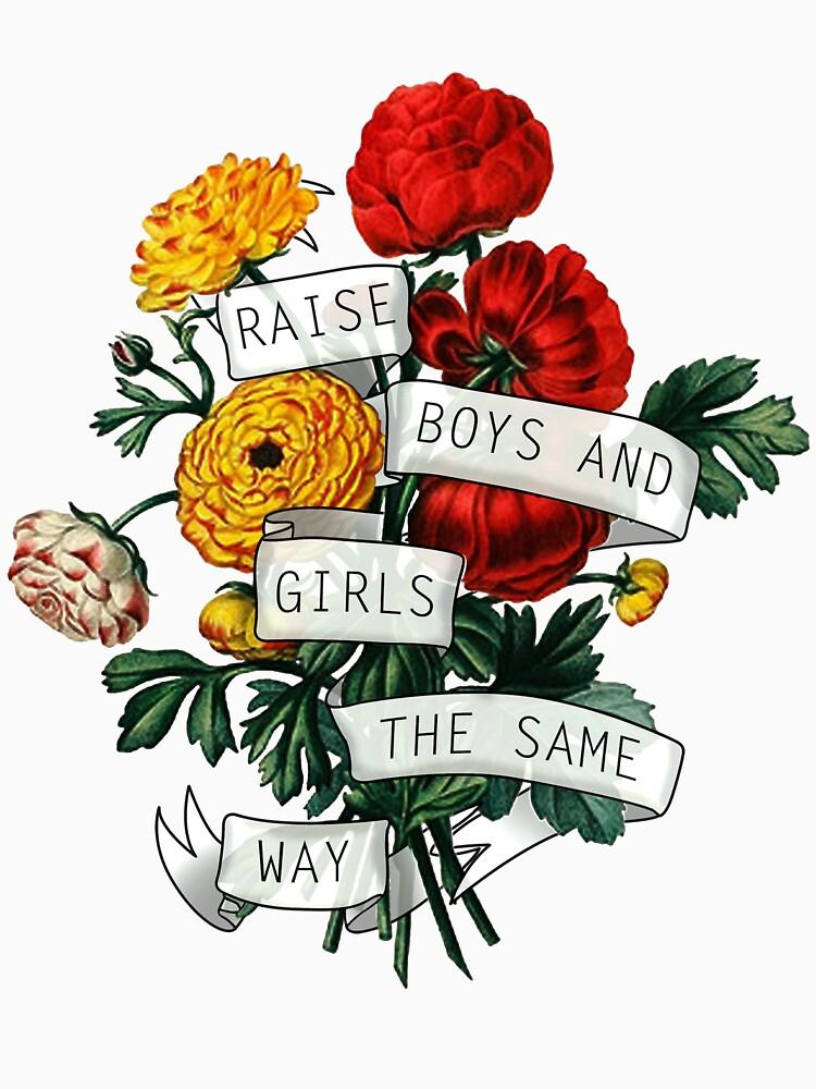 Raise Boys und Girls auf die gleiche Weise von ballantynero