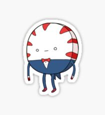 Peppermint Butler  Sticker