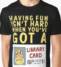 Library: T-Shirts | Redbubble