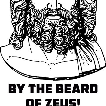 Beard of Zeus! by Jumpman666