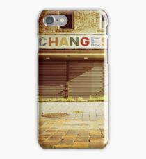 CHANGES iPhone Case/Skin
