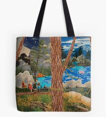 LOOK, DICK, LOOK, JANE Tote Bag
