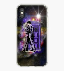 The Doctor With One Heart iPhone Case