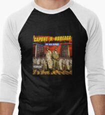 Capone and Noreaga The War Report Cover Art Supreme Men's Baseball ¾ T-Shirt