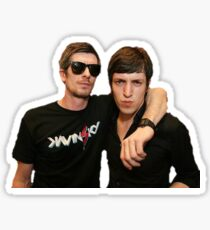 Kavinsky and SebastiAn Sticker