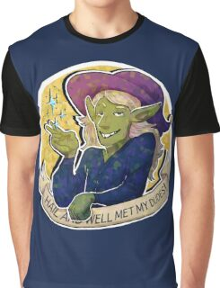 Hail and well met, my dudes! Graphic T-Shirt