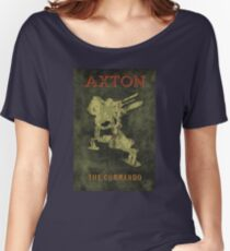 Axton Vintage Borderlands Graphic Women's Relaxed Fit T-Shirt