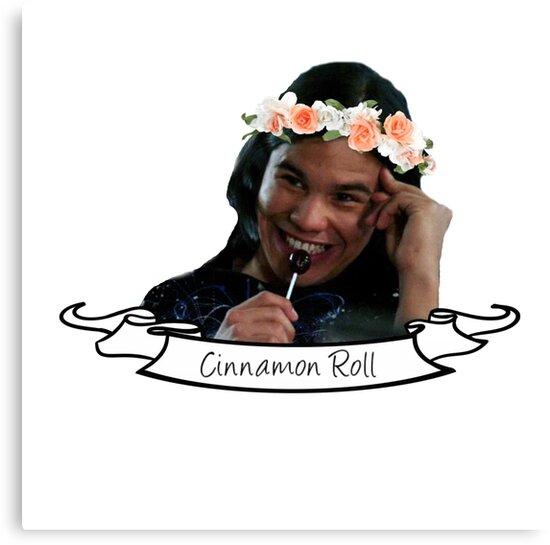 Cisco Ramon is a cinnamon roll by kittykarnstein