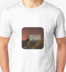 Welcome to Sky Valley - Desert Night T-Shirt