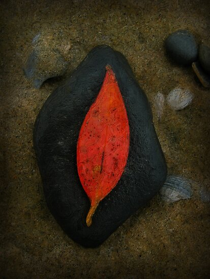 The Stone With Heart by Peter Kurdulija
