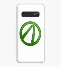 Vault Hunter (green) Case/Skin for Samsung Galaxy
