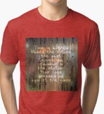U2 zoostation - moisture Tri-blend T-Shirt