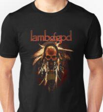 Lamb of God metal Unisex T-Shirt