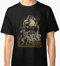 Lamb of God metal Classic T-Shirt