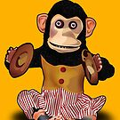 Clapping Monkey by ogfx