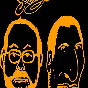 black color poster and tshirt stely dan new concert tour by hujanairseger