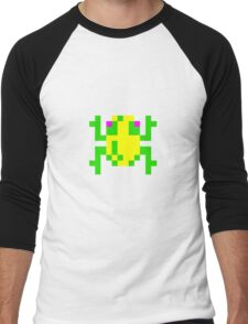 Frogger Men's Baseball ¾ T-Shirt