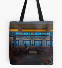 Guest Relations Tote Bag