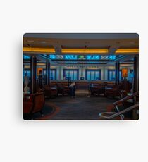 Guest Relations Canvas Print