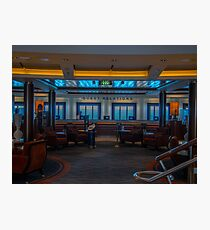 Guest Relations Photographic Print