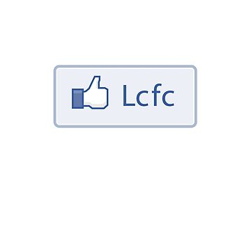 Facebook Like LCFC by lcfcworld