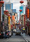 Chinatown Revisited by Lynda Heins