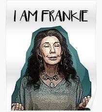 Frankie Bergstein Sticker Poster