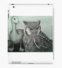 Who Quack iPad Case/Skin