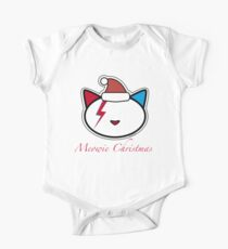 Meowie Christmas One Piece - Short Sleeve