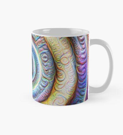 Ripples #Foamed #DeepDream Mug