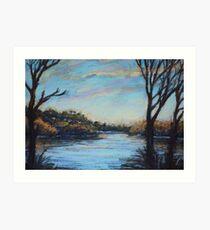 Narrabeen Lakes Art Print