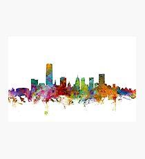 Oklahoma City Skyline Photographic Print