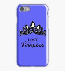 Lost princess 3 iPhone Case/Skin