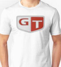 NISSAN スカイライン (NISSAN Skyline) GT Logo Slim Fit T-Shirt