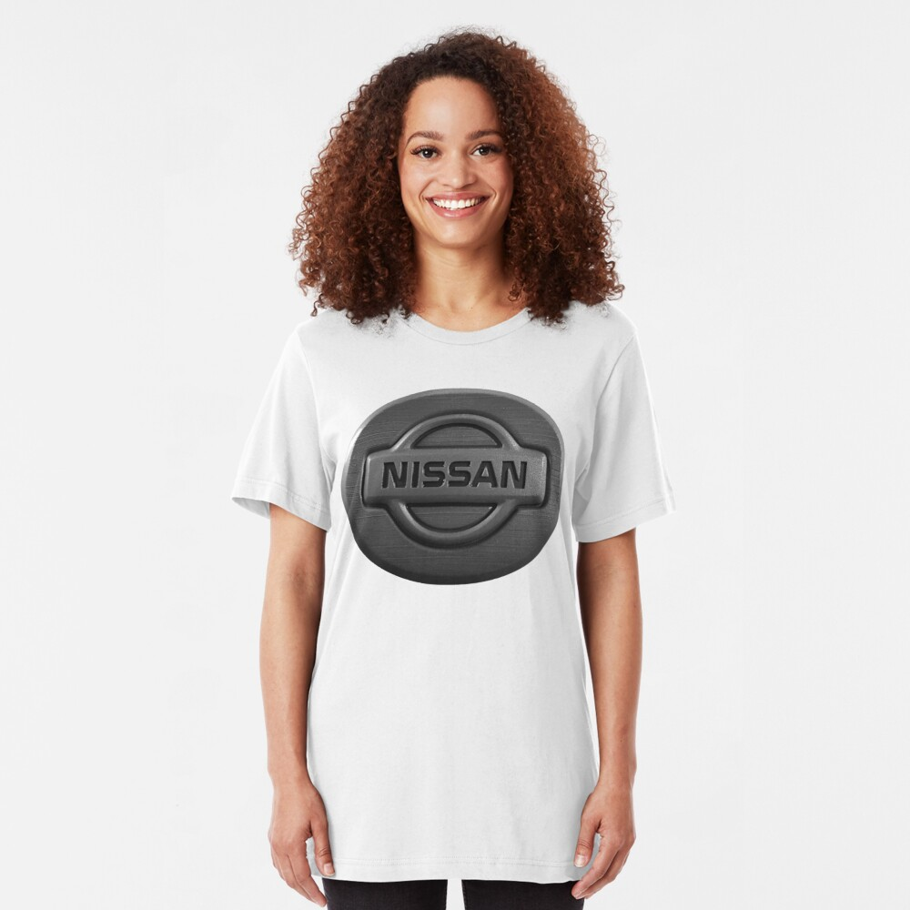 NISSAN Slim Fit T-Shirt