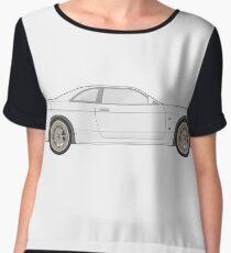 Nissan Skyline R33 GT-R (side) Chiffon Top