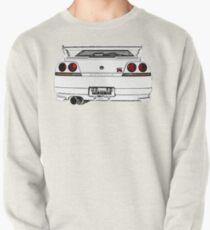 Nissan Skyline R33 GT-R (back) Sweatshirt