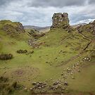 The Fairy Glen by CJ B