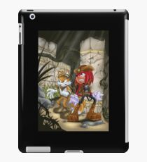 knuckles & Tails iPad Case/Skin