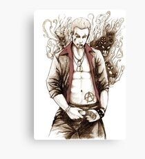 Spike Canvas Print