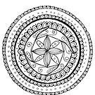 Mandala #2 by remixnconfuse