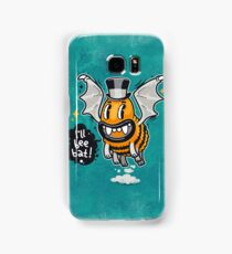 Cartoon Monster I'll Bee Bat Samsung Galaxy Case/Skin